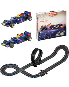 Coffret Circuit Flying champions Red Bul Infinity - 62340 - Carrera go