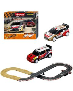 Coffret Circuit Just rally - 62345 - Carrera go