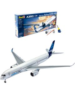 Coffret maquette AIRBUS A 350-900 1/144 - Revell