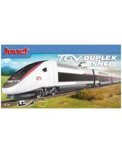 Coffret TGV Duplex SNCF - Jouef - HJ1033