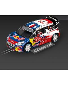 Citroen DS3 WRC Sebastien Loeb Carrera evolution - 27407