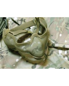 Masque de protection Grillage Woodland - TMC0937 - Tactical Gear TMC