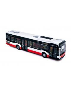 Bus Mercedes-Benz Citaro 2011 Blanc/Rouge 2011 - 1/43 - Norev - 351190