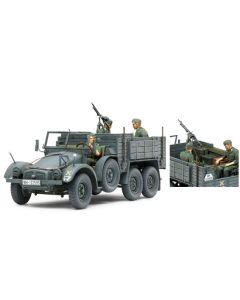 6X4 TRUCK KRUPP PROTZE Kfz.70 PERSONNEL CARRIER