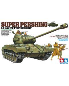 U.S. T26E4 Super Pershing