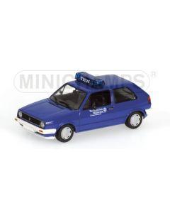 "VW Golf II 1985 \""THW\"""