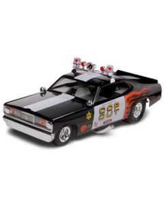 Plymouth Duster cop out