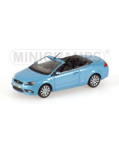 FORD FOCUS COUPE-CABRIOLET - 2006 - BLUE METALLIC L.E. 1008 pcs.