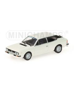 LANCIA BETA HPE - 1980 - WHITE L.E. 2016 pcs