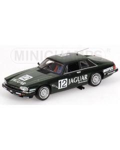 JAGUAR XJ-S - HEYER/PERCY - WINNER - TEAM TWR RACING - ETCC SPA 1984