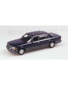 Mercedes 560 SEL 1989-91