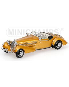 HORCH 855 SPECIAL-ROADSTER - 1938 - COPPER METALLIC