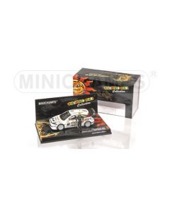 FORD FOCUS RS WRC - ROSSI/CASSINA - WINNER - MONZA RALLY SHOW 2006 - WITH FIGURINE L.E. 4946 pcs