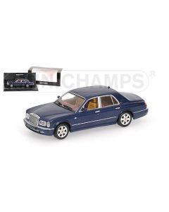 BENTLEY ARNAGE - 2003 - RED LABEL BLUE METALLIC L.E. 1248 pcs