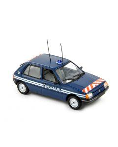 Peugeot 205 Gendarmerie 1/43 NOREV