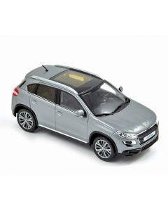 Peugeot 4008 2012 titanium grey 1/43 NOREV