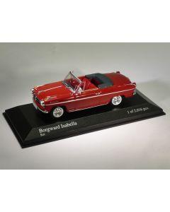Borgward Isabella cabriolet 1959