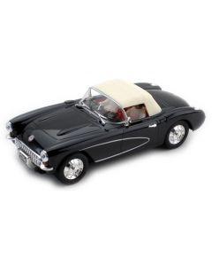 CORVETTE 1956 BLACK