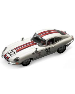 JAGUAR E-TYPE COUPE - SEBRING