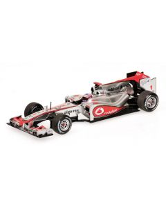 VODAFONE MCLAREN MERCEDES MP4-25 JENSON BUTTON 2010 MINICHAMPS