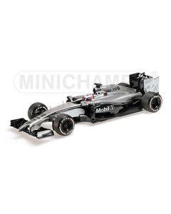 Formule 1 McLaren MP4-29 Button - 1/18 - Minichamps - 530141822