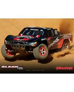 Slash 4WD brushless - Traxxas - 6808 - radio TQi