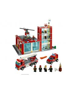 La caserne des pompiers - City - 60004