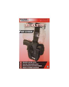 Holster de jambe droite - Swiss Arms - 603615