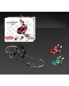 Circuit Carrera COFFRET Disney CARS - 62286