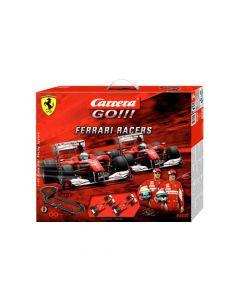 Coffret Carrera go Ferrari Racers
