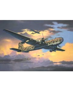 "heinkel He 174 A-5 ""GREIF"" et Fritz X"