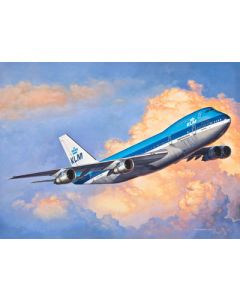Model Set Boeing 747-200 Revell 1/450
