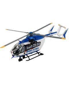 Model Set Eurocopter EC145 Police/Gendarmerie Revell 1/72