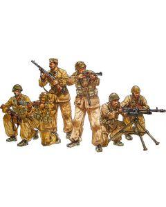 Parachutistes Italiens - Italeri - 6492