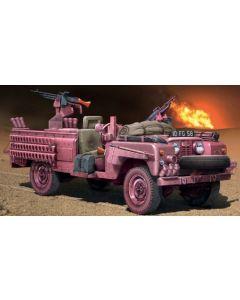 S.A.S. Recon Vehicle Italeri