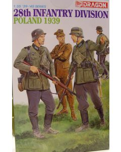 28th INFANTRY DIVISION Poland 1939