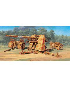 8.8 cm FLAK 37 AA GUN Seconda Guerra Mondiale
