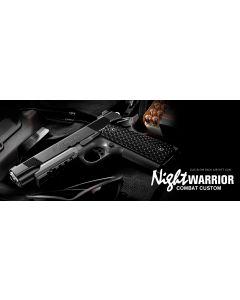 Pistolet Night Warrior - Gaz - NO43 - Marui