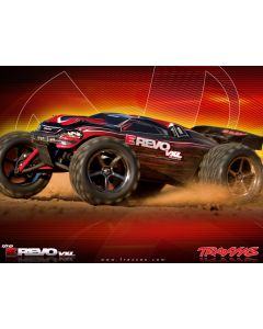 New E-Revo TSM VXL 1/16 Brushless