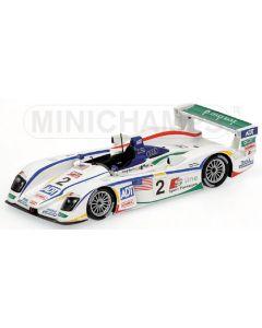 Audi R8 24h Le Mans