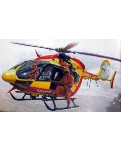 EUROPCOTER EC 145 securité civile