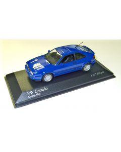 VOLKSWAGEN CORRADO BLUE L.E. 1200 PCS.