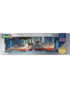 Destroyer H.M.S. CAMPBELTOWN