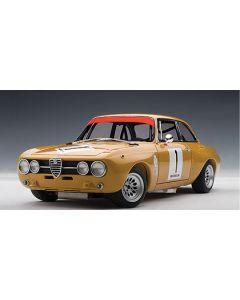 ALFA ROMEO GT Am JARAMA 1970 HEZEMANS 1  AutoArt