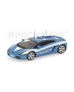 Lamborghini Gallardo 2004 Polizia