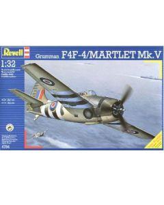Grumman F4F-4/MARTLET Mk.V