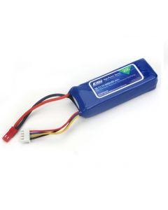 Accu Li-Po 800mAh 3S 11.1V 30C E-FLITE
