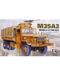 Ton Cargo Truck 6X6 Arv Club