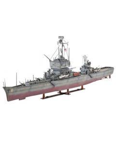 Atomic Cruiser USS LONG BEACH