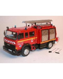 MARQUES ALERTE IVECO TURBO SIDES FPT MEURTHE ET MOSELLE 1/43
